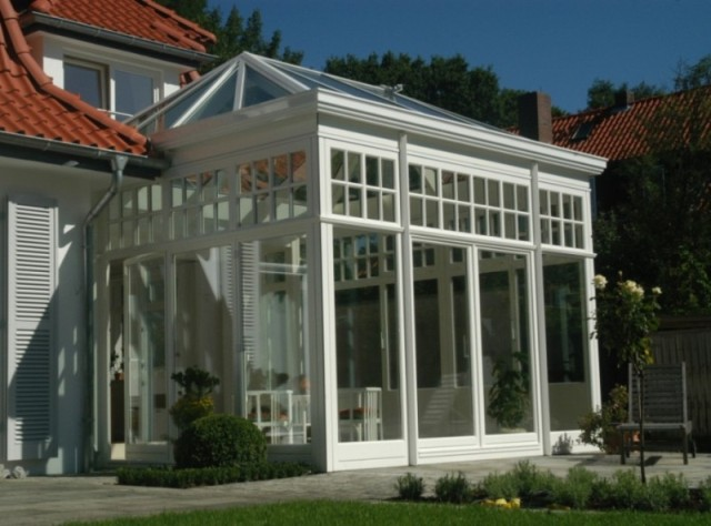 Englischer Wintergarten conservatories berlin made in germany conservatories