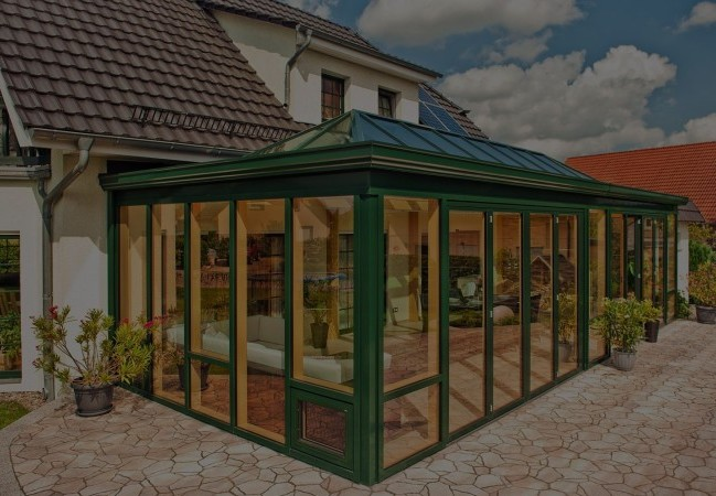 Wood-Alu-Conservatories