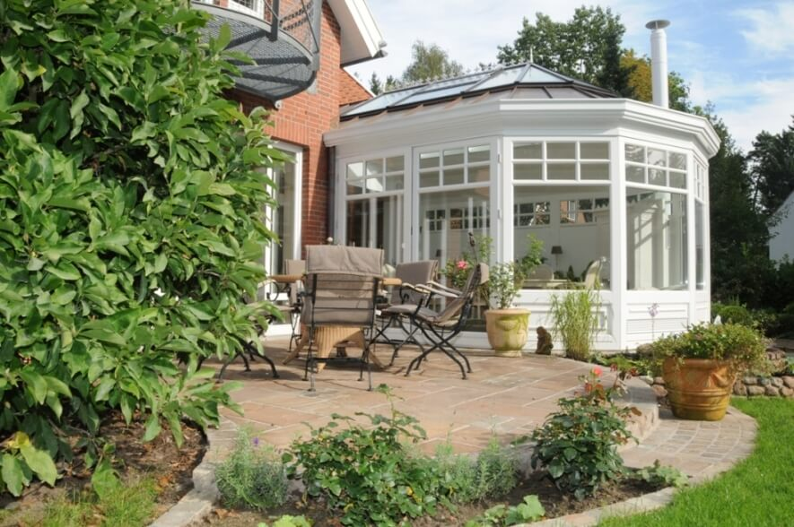 Gallery english conservatories berlin germany for English terrace