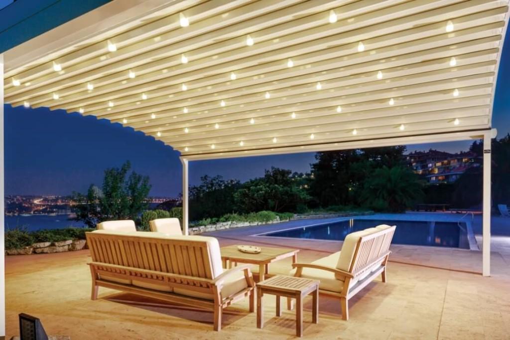 terrassen berdachung i luxus erleben conservatories. Black Bedroom Furniture Sets. Home Design Ideas